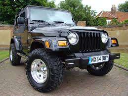 jeep wrangler automatic second hand jeep wrangler 4 0l automatic lhd 2005 for sale in