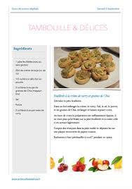 cours de cuisine sans gluten fiche recette des feuilletés au curry cours de cuisine pertaining