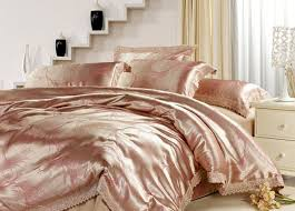 Gold Bedding Sets Gold Luxury Bedding Set Satin Comforter Sets