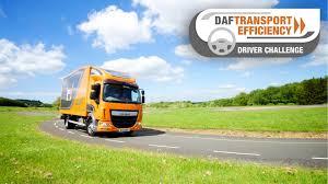 kenworth trucks uk daf trucks uk the daf transport efficiency driver challenge