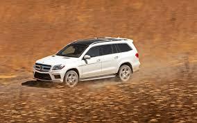 2013 Mercedes Benz Gl First Test Motor Trend