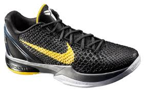bryant shoes nike zoom vi 6 2010 11 nba season
