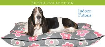 indoor pet futons our products up country designer dog and