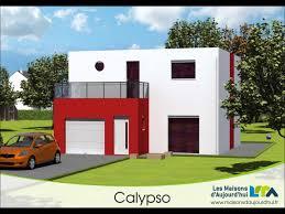 Villa Moderne Tunisie by Plan De Maison Contemporaine Rt 2012 Les Maisons D U0027aujourd U0027hui