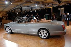 bentley arnage 2015 view of bentley azure convertible photos video features and
