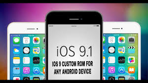 android rom ios 9 custom rom for any android
