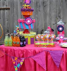 pinwheels and polka dots party inspired by lalaloopsy dolls