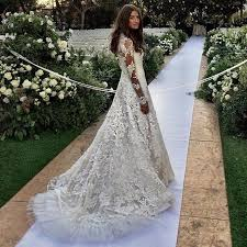The Best Wedding Dresses The Best Wedding Hashtags Of Fashion People To Stalk Whowhatwear