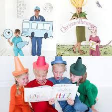 creative children u0027s book halloween costume ideas popsugar moms