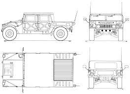 humvee drawing hummer h2 sut blueprint download free blueprint for 3d modeling