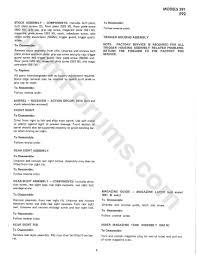 remington 591 592 field service manual the 5mm remington rimfire