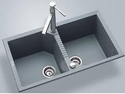 lavelli granito lgt45055 lavello elleci tekno 450 lgt45055 86x50 2 vasche