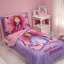 toddler bed blanket nojo disney sofia the first sweet as a princess 4 piece