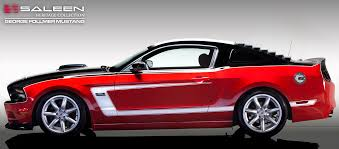 mustang saleen s7 2014 saleen george follmer edition mustang unveiled autoevolution