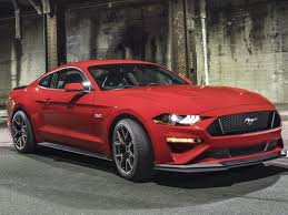 mustang forf 2018 ford mustang secret project takes grip handling to a level