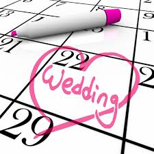 wedding countdown for let the countdown begin again weddings by lowell