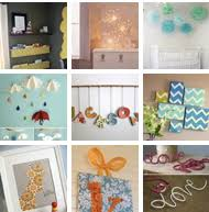 Diy Nursery Decor Easy Diy Nursery And Room Decor 20 Projects You Ll