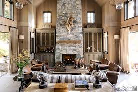 celebrity interior homes for christmas