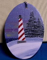 wooden ornaments made in america by paint by rhoda