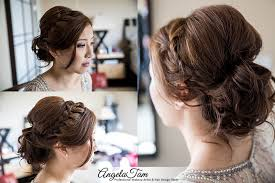 makeup artist in la angela tam wedding makeup artist hair stylist team