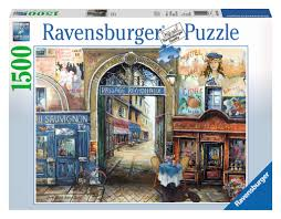 passage to 1500 puzzle by ravensburger