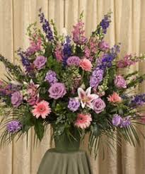 flowers for funeral service soft colored traditional funeral service flowers