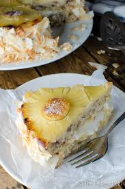 coconut pineapple upside down cake the endless meal