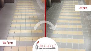 Bathroom Grout Cleaner Property Managers Here U0027s How A Grout Cleaning Service Helped Seal