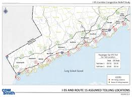 Connecticut State Map by Fyi The Proposed Ct Toll Locations Ct Boom