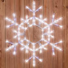 snowflakes 36 led folding twinkle snowflake decoration
