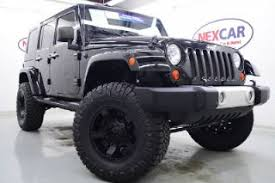 Jeep Wrangler Used Jeep Wrangler For Sale From 1 525 To 149 994