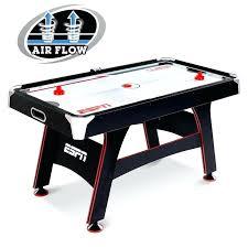 redline ping pong table reviews air powered hockey table badone club