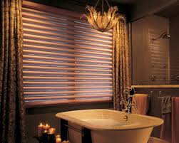 bathroom astonishing window treatment ideas for bathrooms white