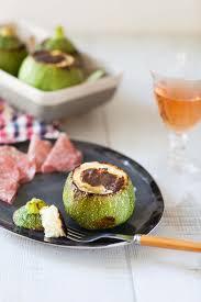 comment cuisiner des courgettes rondes courgettes rondes gratinées au carré frais