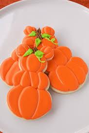 mouse pumpkin cookies the bearfoot baker
