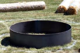 Fire Pit Liner by Wisconsin Iron Works Llc