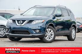 nissan canada extended warranty prices used 2015 nissan rogue sv for sale in montreal p7255 spinelli