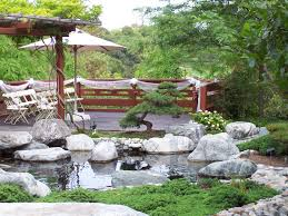 japanese garden design encompassing simplicity and harmony traba