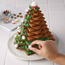 3d cookie tree recipe with tutorial