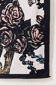 grateful dead skeleton n u0027 roses tapestry urban outfitters