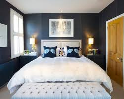 Guys Bedroom Paint Ideas Contemporary Boys Bedroom Features An - Bedroom painting ideas for men