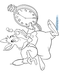alicecolor photo gallery alice wonderland coloring pages