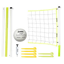 franklin advanced volleyball complete set franklin sports