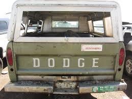 survival truck interior junkyard find 1968 dodge d 100 adventurer pickup the truth