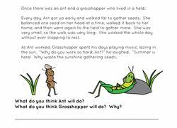 2nd grade comprehension worksheets u0026 free printables education com
