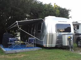 airstream weekend luxury living in classic aluminum trailer