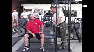 the bench press safety chest exercise pinterest strength