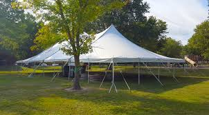 big tent rental muscatine iowa event set up by big ten rentals