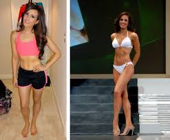 aflac commercial actress in gym more than one healthy body former pageant queens weigh in huffpost