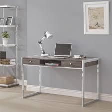 contemporary desk co furniture desks home office grey contemporary desk co 801221
